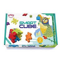 Объемный пазл для детей Smart Cube Happy pack | Набор из 24 головоломок