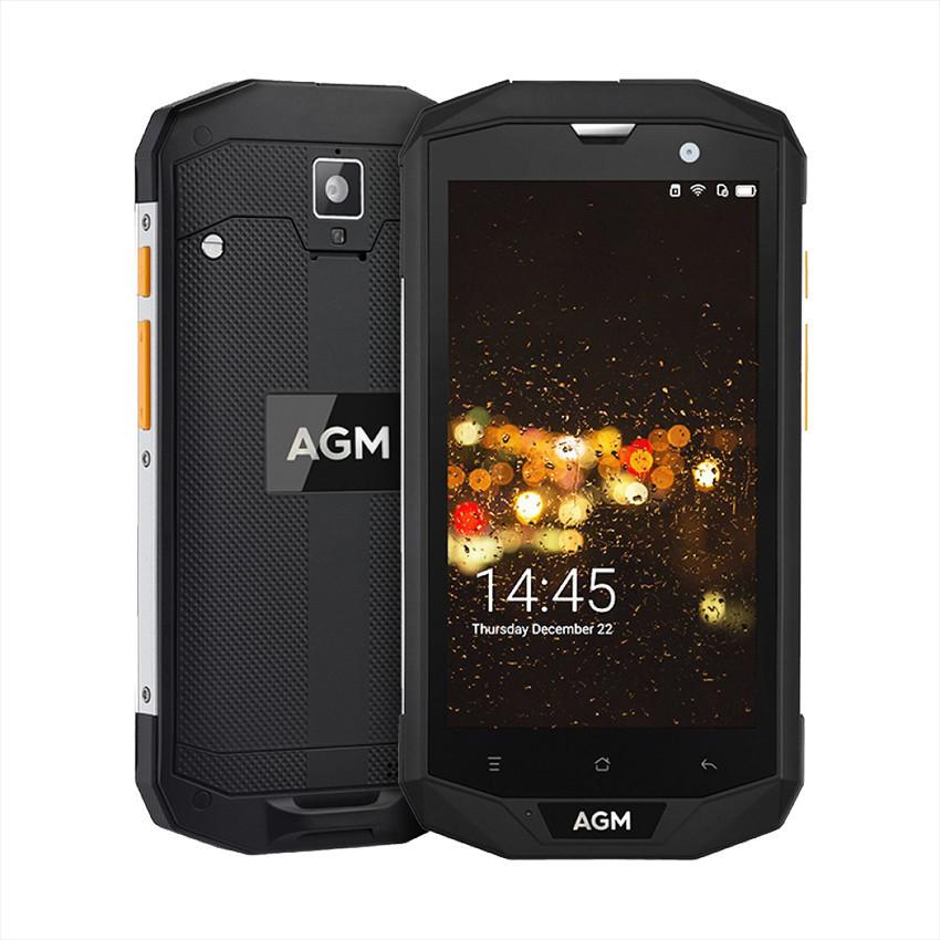 AGM A8 SE Black