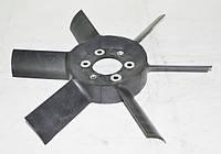 Крыльчатка вентилятора капроновая 6 лопастей 245-1308010
