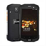 Мобильный телефон A8 Black 4+64GB, фото 5