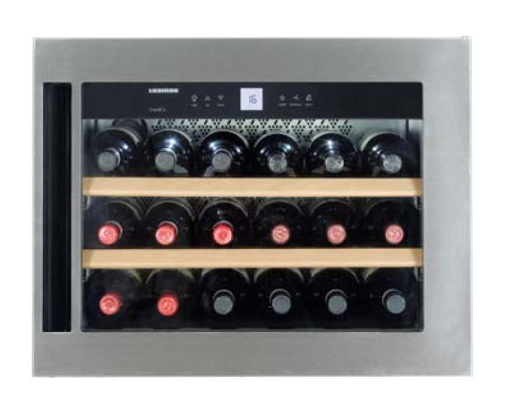 Встраиваемый винной холодильник Liebherr WKEes 553 GrandCru