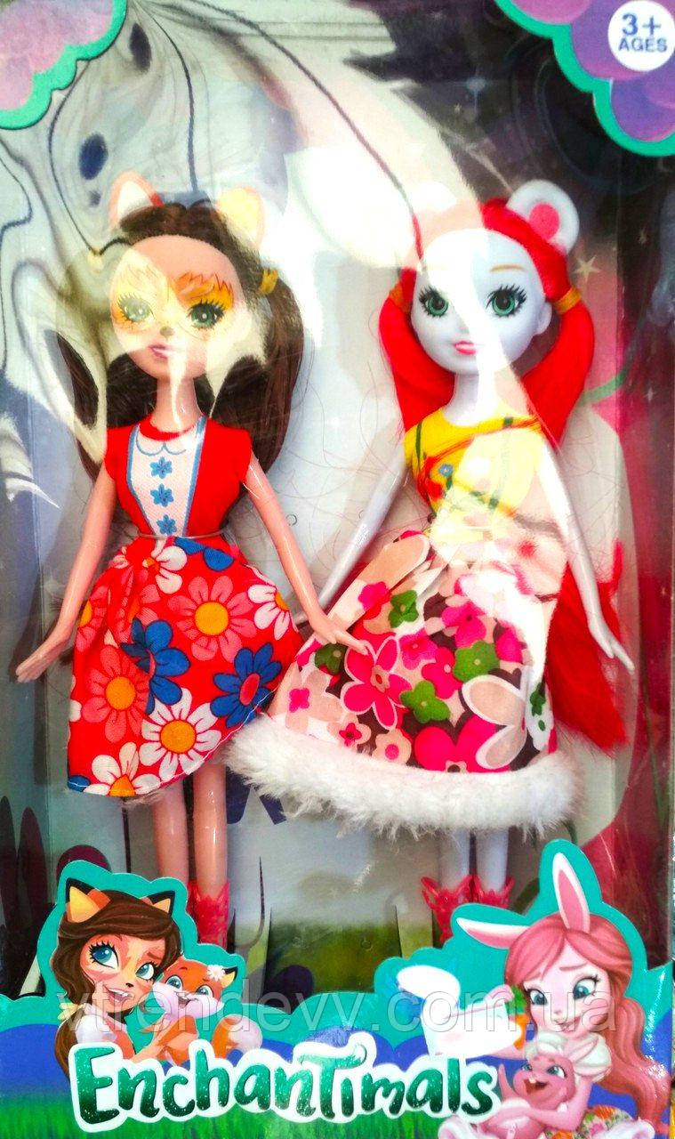 Набор кукол Enchantimals 2 шт
