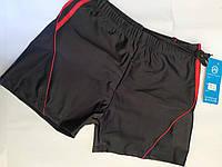 Плавки-шорты мужские SAME GAME 7312 черный (есть 48 50 52 54 56 размеры)