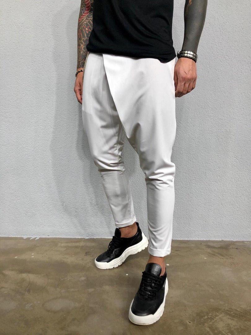 Мужские брюки (белые) - Турция