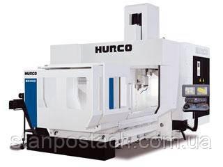 Портальный обрабатывающий центр Hurco DCX 22