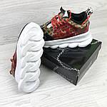 Жіночі кросівки Versace (леопардове), фото 7