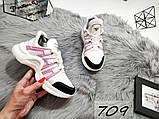 Кроссовки белые, фото 4