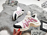 Кроссовки белые, фото 2
