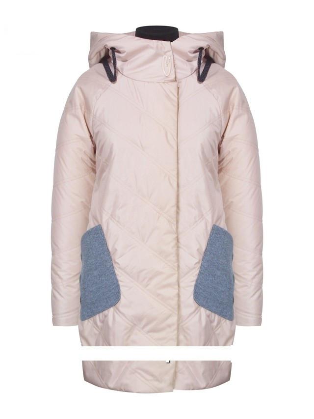 Детское демисезонное пальто для девочки Suber Byber | размеры 146-170р.