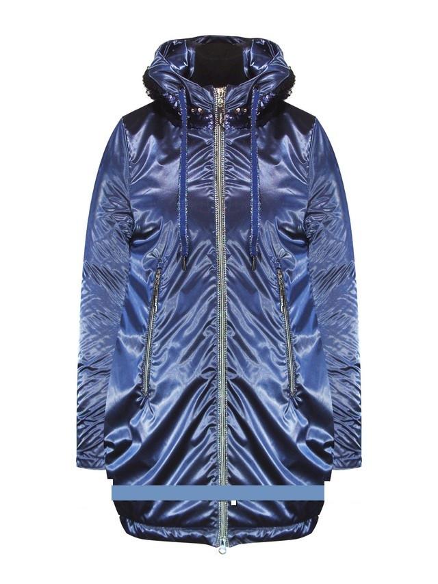 Детское демисезонное пальто для девочки Suber Byber | размеры 122-146р.