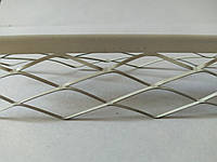 Уголок штукатурный металлический 3,0 м с полимерным покрытием