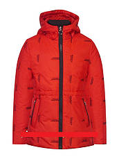 Детская демисезонная куртка для девочки Happy House | размеры от возраста 4 по 12, фото 3