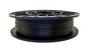 Нить PC/ABS пластик для 3D печати, Черный (1.75 мм/0.5 кг)