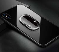 Держатель кольцо для телефона (попсокет / popsocket ) со встроенной Зажигалкой USB TANGARA, фото 1