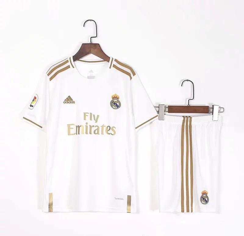 Дитяча футбольна форма Реал Мадрид 19/20, основна