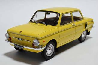 Модель коллекционная Легендарные советские автомобили (Hachett) №37 ЗАЗ-968А Запорожец (1:24)