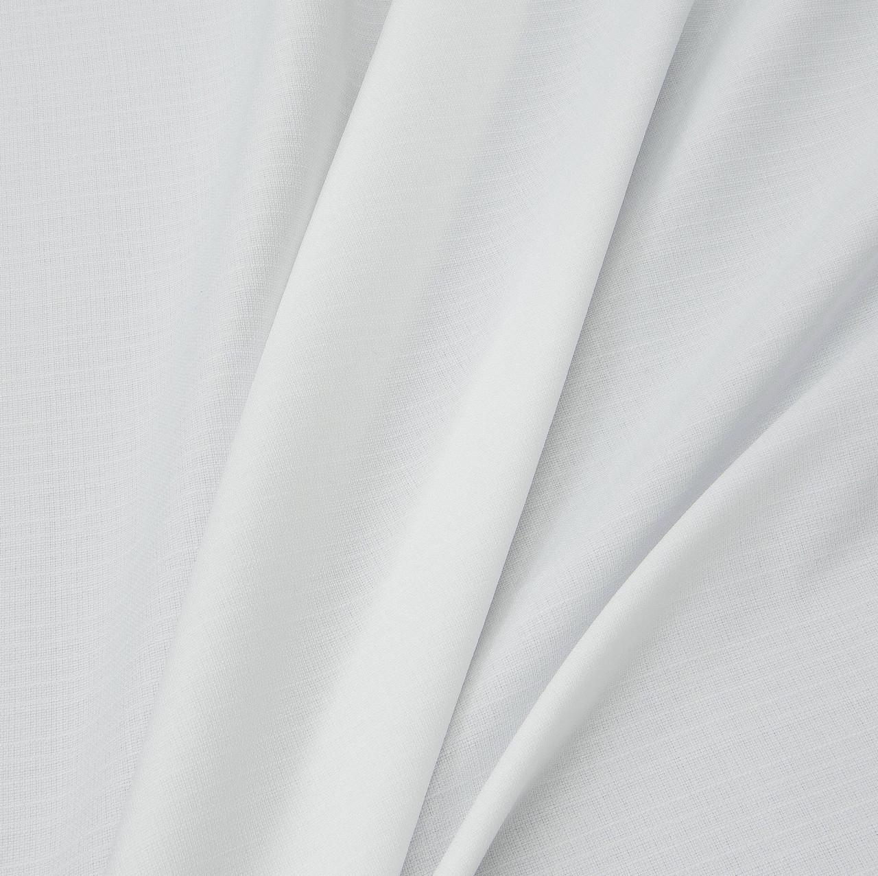 """Декоративная ткань Рогожка """"Бело-молочный"""""""