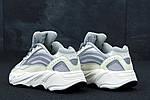Чоловічі кросівки Adidas Yeezy 700 (сірі), фото 2