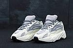 Чоловічі кросівки Adidas Yeezy 700 (сірі), фото 3