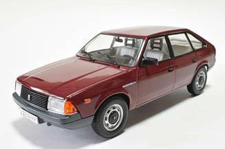 Модель коллекционная Легендарные советские автомобили (Hachett) №38 Москвич-2141 (1:24)