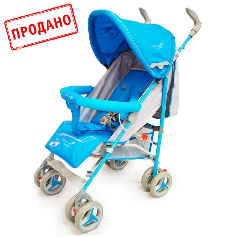 Детская прогулочная коляска трость Sigma BYW-308