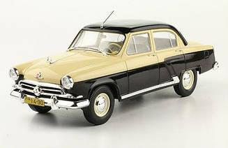 Модель коллекционная Легендарные советские автомобили (Hachett) №39 ГАЗ-М21 Волга (1:24)