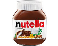 Шоколадно-ореховый крем Nutella Ferrero , 230 гр