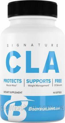 Конъюгированная линолевая кислота КЛА Bodybuilding Signature CLA 90 капс., фото 2