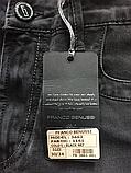 Джинсы мужские Franco Benussi 3663 темно-серые, фото 7