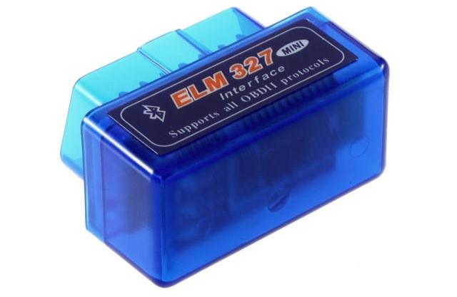 OBDII сканер диагностический для диагностики автомобиля, ELM327 Bluetooth 1.5v двухплатный