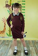 Платье школьное для девочек (разные расцветки)