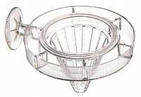 Кормушка круглая с ситом для аквариумных рыб (7см), Trixie™