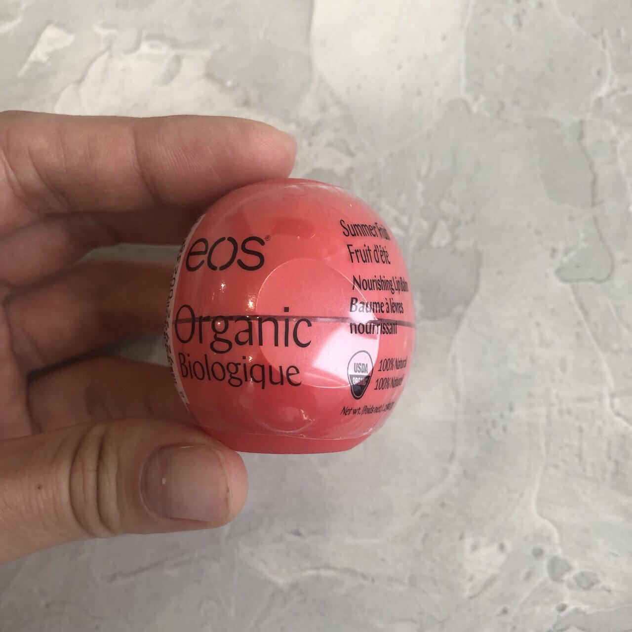 Бальзам для губ EOS Summer Fruit (летние фрукты)