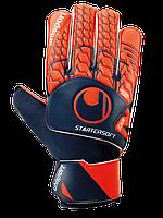 Перчатки вратарские NEXT LEVEL STARTER SOFT 101110701, чер/оран 4, 5