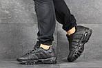 Мужские кроссовки Nike 95 (черные), фото 2