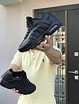 Мужские кроссовки Nike 95 (черные), фото 6