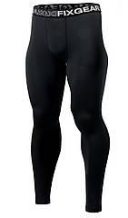 Компрессионные штаны FIXGEAR FPL-BS
