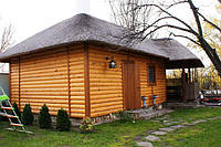 Блок-хаус Харьков