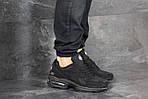 Чоловічі кросівки Nike Air Max 2 (чорні), фото 3