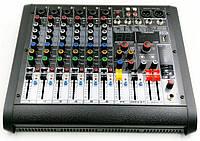 JB-600DSP JB sound Мікшерний пульт 6 каналів, процесор ефектів 32-біт, 99DSP