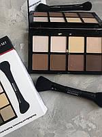 Пудровая Палетка для контурирования FREEDOM Makeup HD Highlighter and Contour set