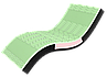 Матрас ортопедический Neo Green/Нео Грин  Take&Go Bamboo ТМ ЕММ, фото 3