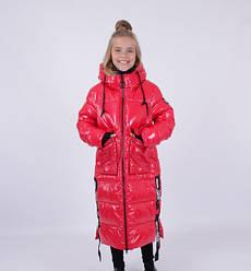 Детская верхняя одежда для девочек Зима