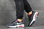 Мужские кроссовки Nike Air Max 2 (сине-белые), фото 5