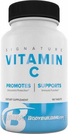 Витамин C Bodybuilding Signature Vitamin C 180 таб.