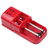Электрическая Машинка Для Сигарет Двойная, фото 4