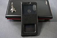 Чехол книжка для Xiaomi Mi A2 Lite / Xiaomi Redmi 6 Pro Ксиоми Сяоми цвет черный