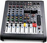 JB-400DSP JB sound Мікшерний пульт 4 канали, процесор ефектів 32-біт, 99DSP