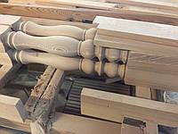 Балясины деревянные для перил и лестниц, фото 1