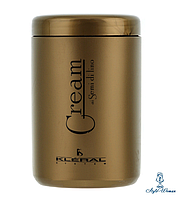 Маска для волос Kleral System Semi Di Lino с маслом льна для сухих волос 1000мл